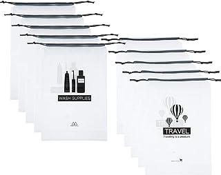 Travel Shoe Storage Bag Dustprooof Drawstring Organizer