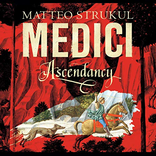 Medici: Ascendancy audiobook cover art