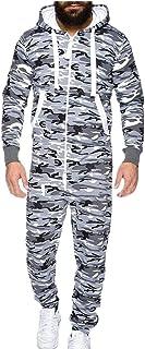 Keaac Womens Jumpsuit V Neck Bandage Loose Playsuit Party Wide Leg Loose Romper