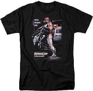 Robocop Movie Poster Licensed Adult T-Shirt