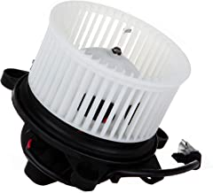 cciyu HVAC Heater Blower Motor with Wheel Fan Cage 4885669AC Air Conditioning AC Blower Motor fit for 2001-2004 Dodge Dakota /2001-2003 Dodge Durango
