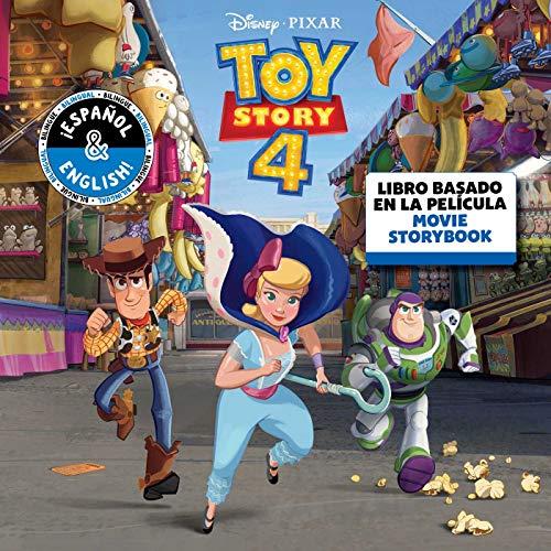 Disney/Pixar Toy Story 4: Movie Storybook/Libro Basado