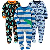 Simple Joys by Carter's Baby Boys' 3-Pack Flame...