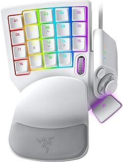 لوحة مفاتيح تارتاروس برو تناظرية وضوئية للألعاب من ريزر