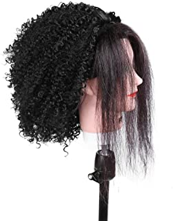 Best afro kinky curly half wigs Reviews