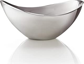 Nambe 579 Butterfly Bowl, 6-Inch, Silver