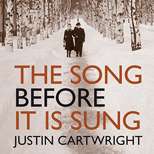 The Song Before It Is Sung audiobook cover art