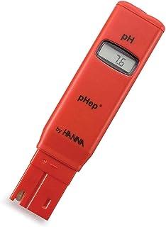 Hanna Instruments HI 98107 pHep pH Tester, with +/-0.1 Accuracy