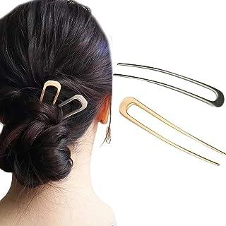 hair fork hair stick Hair spike bohemian hair style Viking hair accessories dread beads Extra long hair spike for use as a hair pin