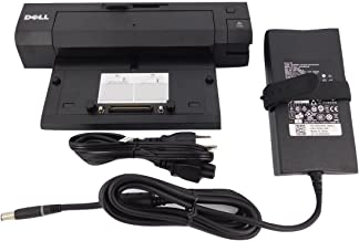 Dell Latitude E-Port Plus Replicator PR02X With 130W PA-4E AC Adapter