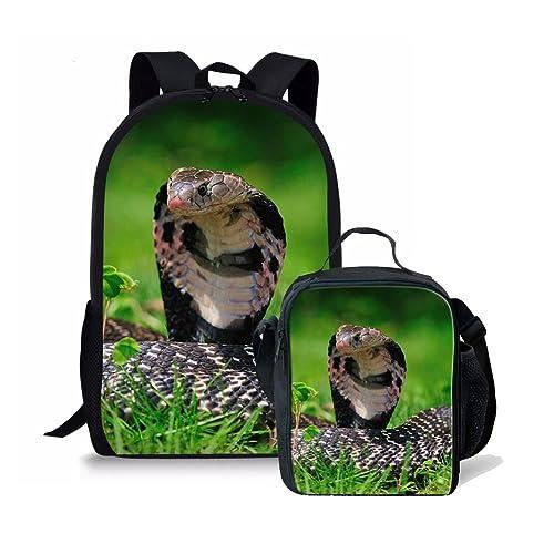 a8c04391eaf Snake Backpack: Amazon.com