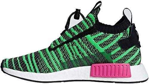 Adidas - Hauszapatos para Hombre verde negro Talla  40 2 3 EU