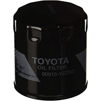 Toyota Genuine Parts 90915-YZZD1 Oil Filter 1/2 Case (QTY 5)