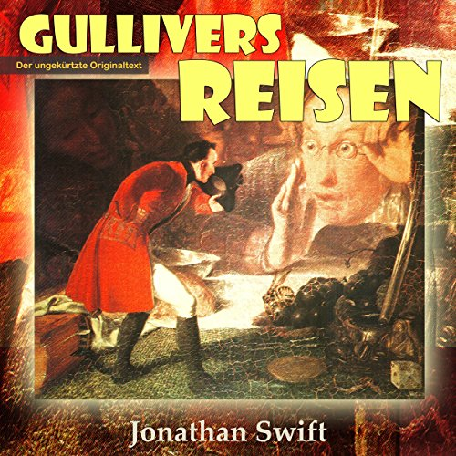 Gullivers Reisen audiobook cover art