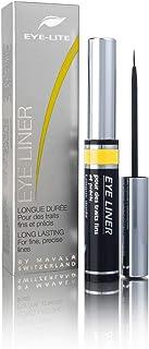 Mavala Eye-Lite Liquid Eyeliner, Glamour, 0.16 Ounce