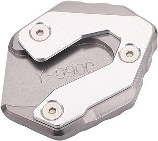 X Integra NC700 CBR500R Topteng Motorrad St/änder Pad F X Seitenst/änder Verl/ängerung St/änder mit CNC Aluminium f/ür Hon-da NC700S