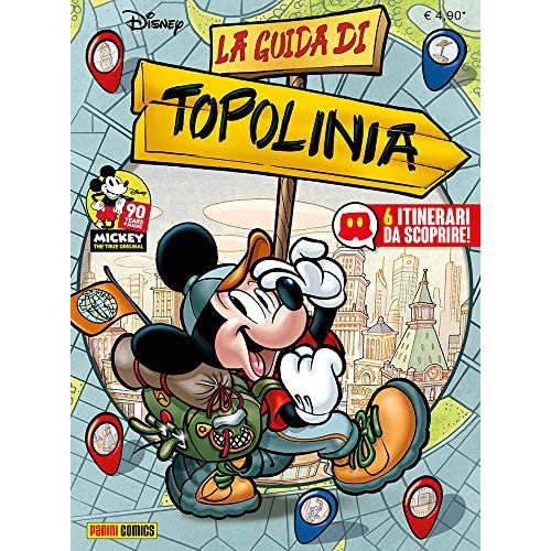 TOPO GOAL N. 24 - LA GUIDA DI TOPOLINIA