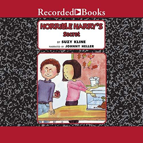 Horrible Harry's Secret Audiobook By Suzy Kline cover art