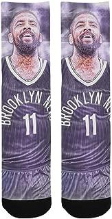Celinion Brooklyn Irving 11# Polyester Causal Socks for Men