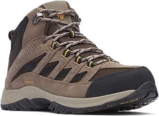 Columbia Men's Crestwood Mid Waterproof Hiking Boot,...