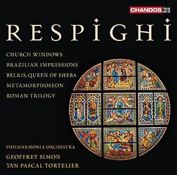Respighi: Church Windows - Brazilian Impressions