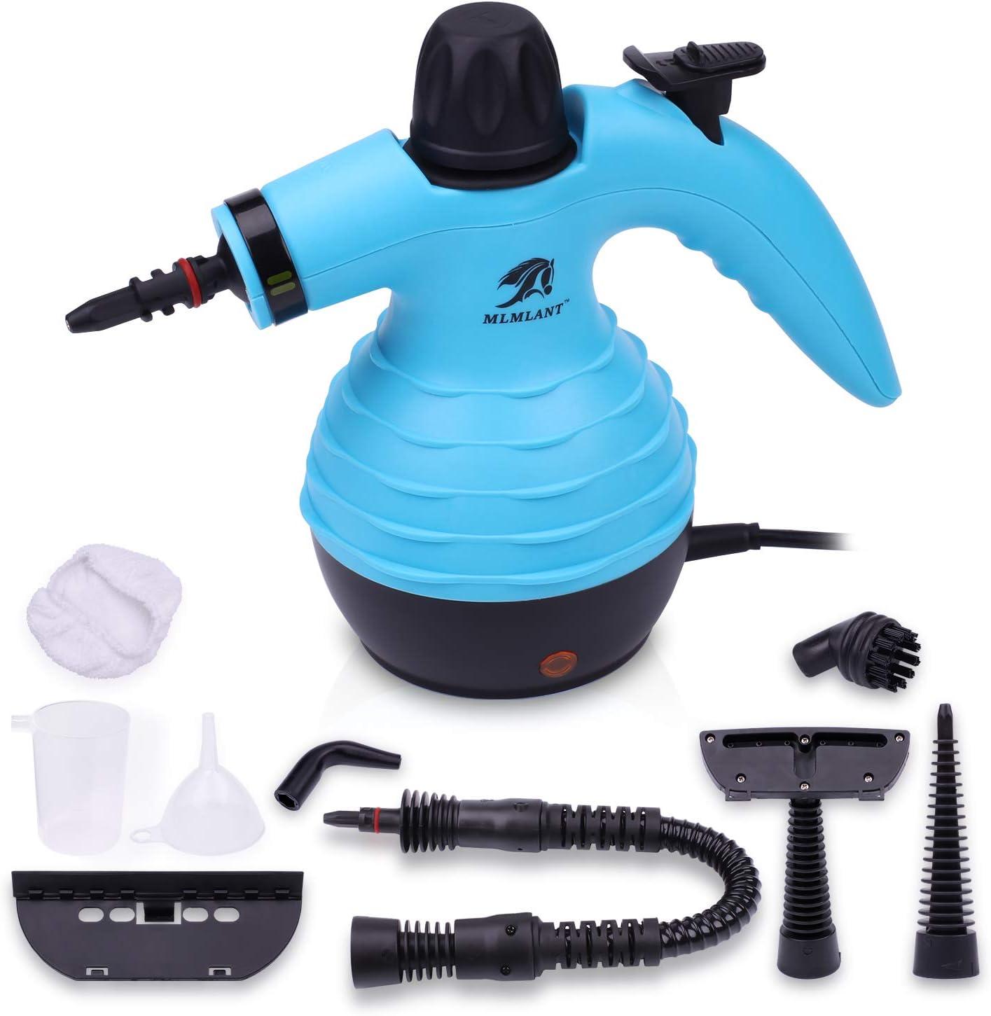 MLMLANT Multipurpose Charlotte Mall Handheld Popular overseas Steam Stea Cleaner 1050W Portable