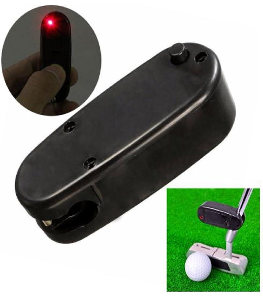 毎日ジョイント歩くパター 練習器 レーザー アシスタント ゴルフ練習器 練習援助 パターが苦手な方に