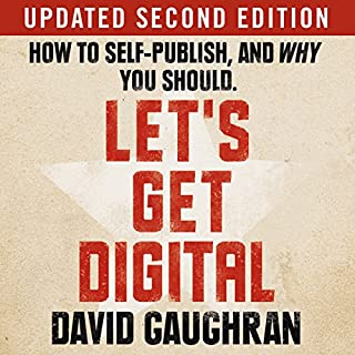 Let's Get Digital audiobook cover art