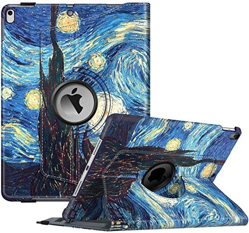 Fintie Rotating Case for iPad Air 3rd Gen 10 5 2019 iPad Pro 10 5 2017 with Built in Pencil product image