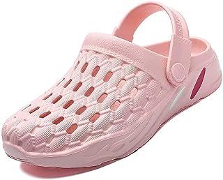 TUOBUQU کودکان و نوجوانان باغچه کفش راحتی دمپایی کودکان کفش ضد لغزش تابستانی صندل سبک ساحل سبک