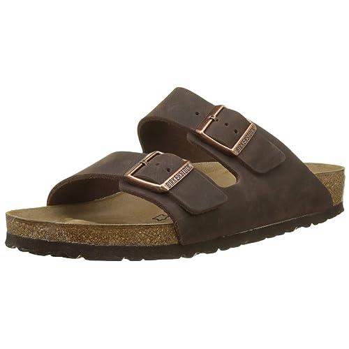 8d7ae44697391c Cork Brown Sandals  Amazon.com
