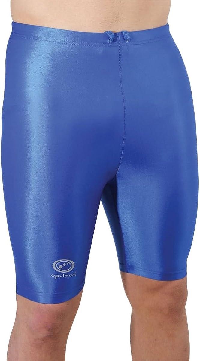 Phoenix Mall Optimum Ranking TOP13 Lycra Shorts Royal Blue Small