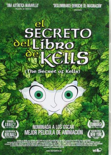 El Secreto Del Libro De Kells [DVD]