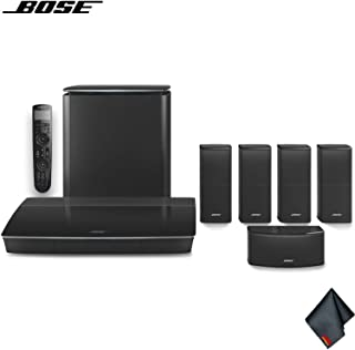 Bose Lifestyle 600 Home Theater System with Jewel Cube Speakers (Black)