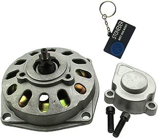 stoneder 25H 7/dientes embrague Gear Caja de tambor para motor de 2/tiempos 47/cc 49/cc Minimoto Pocket Bike Mini Quad ni/ños ATV Buggy Go Kart
