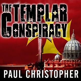 The Templar Conspiracy audiobook cover art