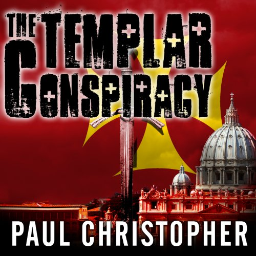 The Templar Conspiracy audiobook cover art