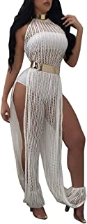Eleganlife PANTS レディース US サイズ: M カラー: ホワイト