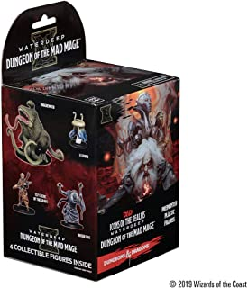 Dungeons & Dragons Waterdeep: Dungeon of The Mad Mage Adventure System Board Game (Standard Edition) Booster (Single) Figure