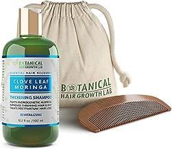moringa leaves hair growth