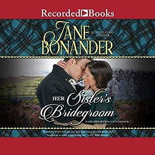 Her Sister's Bridegroom audiobook cover art