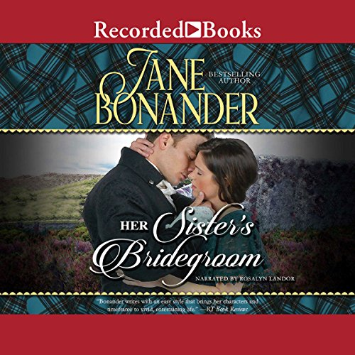 Her Sister's Bridegroom audiobook cover art