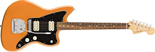 Fender Player Series Jazzmaster - Pau Ferro - Capri naranja