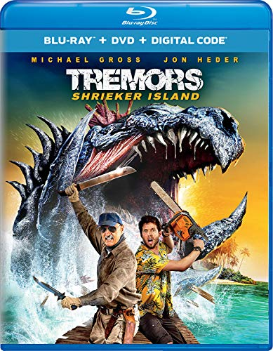 Tremors: Shrieker Island - Blu-ray + DVD + Digital