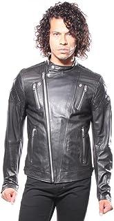 Mens L-Rambi Jacket, Size: Large, Color: Black