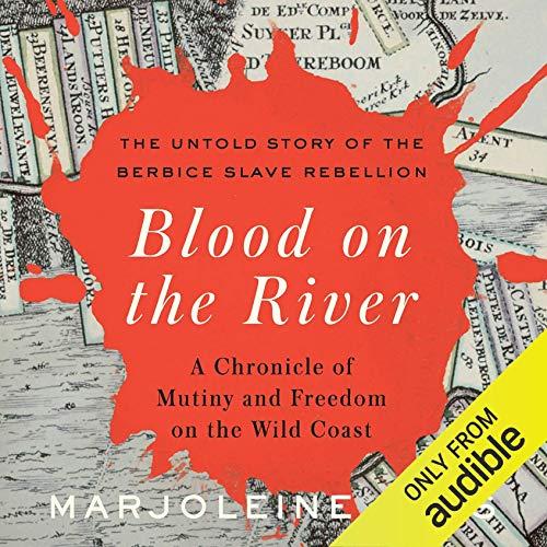 Couverture de Blood on the River