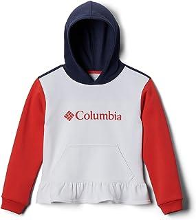 Columbia Kids - Sudadera con capucha para niña (niños pequeños y grandes)