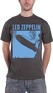G/én/érique LED Zeppelin T Shirt Symbols Est 1968 Band Logo Nouveau Officiel Homme