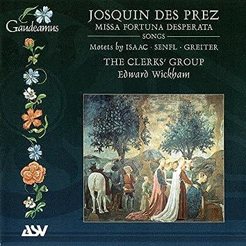 Josquin Des Prez: Missa Fortuna desperata