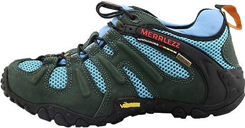 YongBe Hommes Hommes Hommes Maille Randonnée Chaussures Léger Imperméable Randonnée Trail FonctionneHommest Chaussures Marche Explorer paniers e57